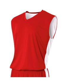 A4 Youth Reversible Moisture Management Muscle