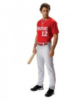 A4 Adult Pro Style Open Bottom Baggy Cut Baseball Pant N6162