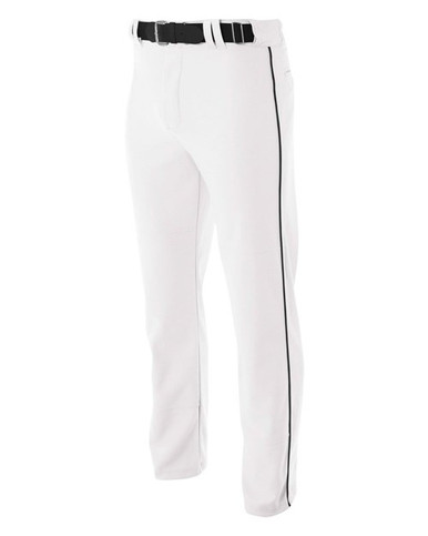 A4 Youth Pro Style Open Bottom Baggy Cut Baseball Pant