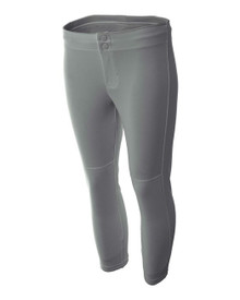A4 Girls Softball Pant