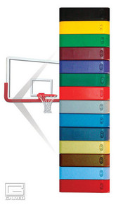 Gared Pro-Mold Bolt-On Backboard Basketball Padding