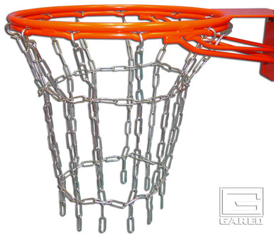 Gared Welded Steel Chain Basketball Net