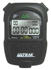 Ultrak 460 - 16 Memory Stopwatch