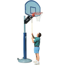 Bison QwikChange™ Basketball Playground System Acrylic