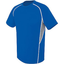 High 5 Sportswear Adult Short Sleeve Warm-Up Jersey
