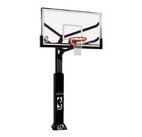 "Spalding Arena View Backstop 88724AAP 72"" Acrylic 421-001"