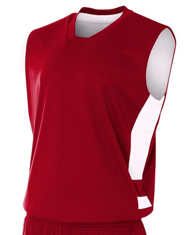 A4 Adult Reversible Speedway Muscle