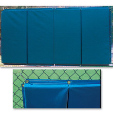 Folding Backstop Padding 3' x 6'