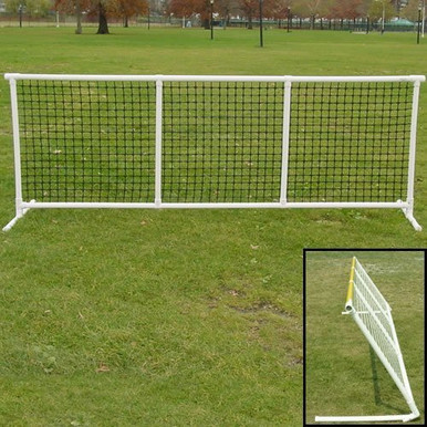 Sportpanel® Fencing - Black Mesh