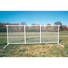 SportPanel® Fencing - Portable White