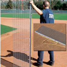 Rigid Drag Mat - 6'W x 3'L