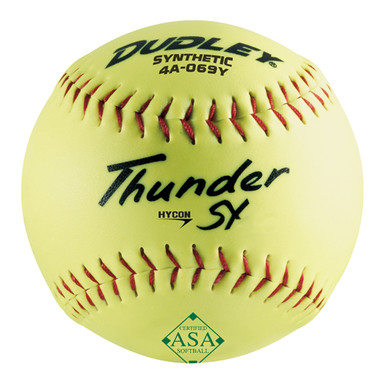 Dudley ASA Thunder SY HyCon - Synthetic