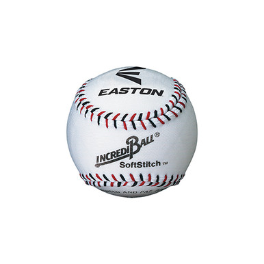 Easton SoftStitch; IncrediBall Training Balls (12-Pack)