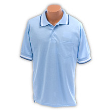 Umpire Shirt Light Blue AM