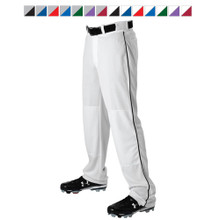 Alleson Baseball Pant w/ Braid Adult
