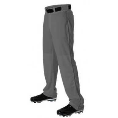 Alleson Youth Baseball Pant W/Braid