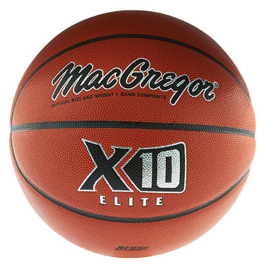 MacGregor® X10 Elite Basketball