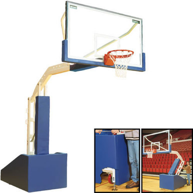 Bison T-REX 96 Adjustable/Portable Goal