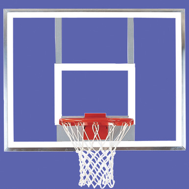 Bison Unbreakable Polycarbonate Basketball Backboard