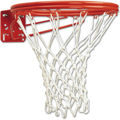 MacGregor® Front-Mount Super Basketball Goal w/ Nylon Net