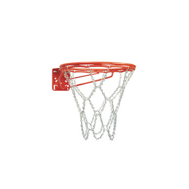 MacGregor Front Mount Super Basketball Goal w/ Chain Net
