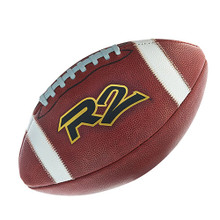 Rawlings R2 Leather Official-Size Football