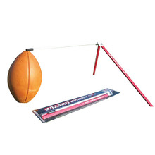 Wizard Kicking Stix Football Holder