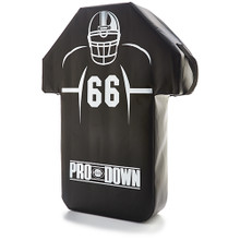 Pro Down Man Shield-Black