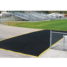 Cross-Over Zone Track Protector