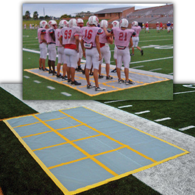 Huddle Zone Special Teams Mat