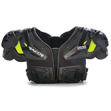 GEAR Pro-Tec® RAZOR RZ7 Football Shoulder Pads