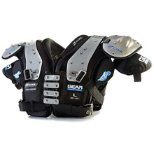 Z-COOL RB/LB/DE Football Shoulder Pads