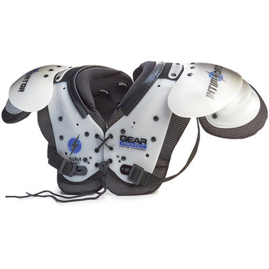 GEAR Pro-Tec® Intimidator Youth Football Shoulder Pads
