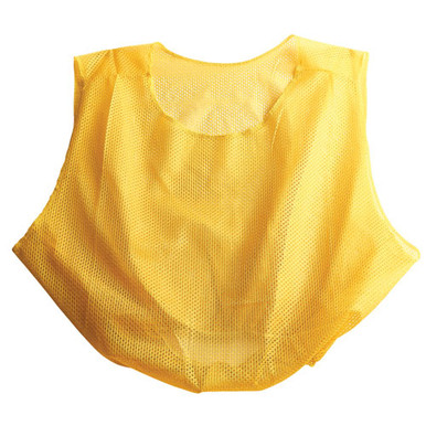 Polyester Mesh Sleeveless Scoop Neck Scrimmage Vest