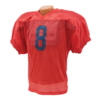 Pro Down Youth Waist Length Mesh Football Jersey