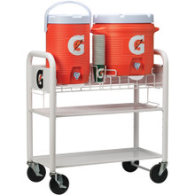 Gatorade Double-Cooler Cart