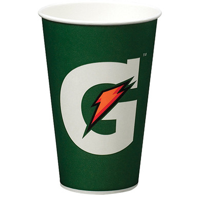 Gatorade® 7 oz. Disposable Cups (2,000-Pack)
