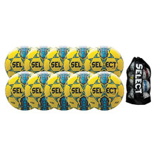 Select Team 10/Pack - Yellow Size 5
