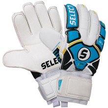 Select 33 All Round Goalie Glove - Blue/White