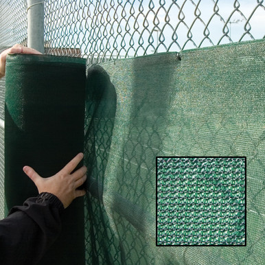 Courtscreen™ 9' Windscreen