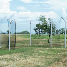 High School Discus Cage Net