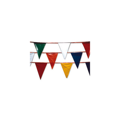 100' Pennant Streamers