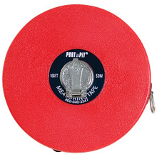 Fiberglass Measuring Tape-165'