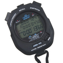 Ultrak 495 100-Lap Digital Stopwatch
