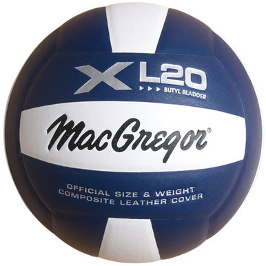 MacGregor® XL20 Composite Indoor Volleyball