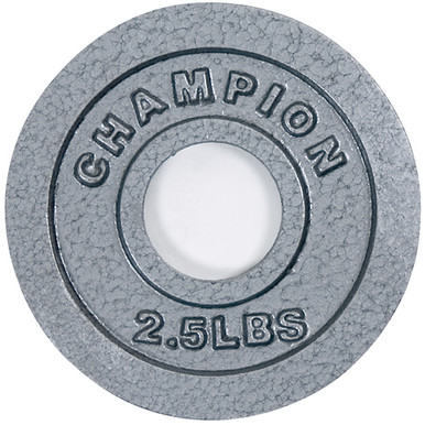 Olympic-Style Plates - 2.5 Lb.