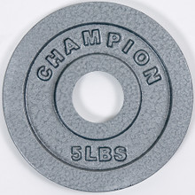 Olympic-Style Plates - 5 Lb.