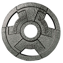 Olympic Grip Plate 10LB