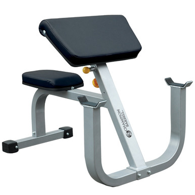 Champion Barbell Adjustable Preacher Curl Bench