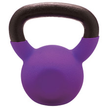 40lb Vinyl Coated Kettlebell PURPLE